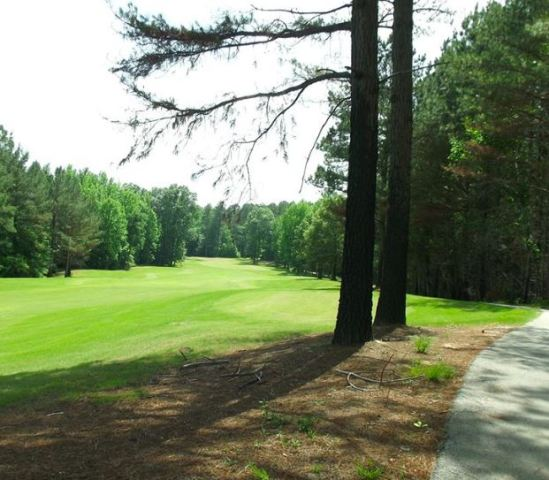 Chickasaw Golf Course, Henderson, Tennessee, 38340 - Golf Course Photo