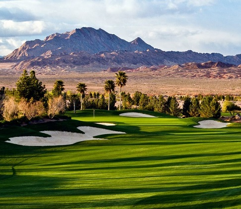 Golf Course Photo, Chimera Golf Club, Henderson, Nevada, 89011