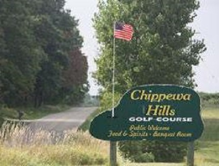 Chippewa Hills Country Club, CLOSED 2014, Durand, Michigan,  - Golf Course Photo