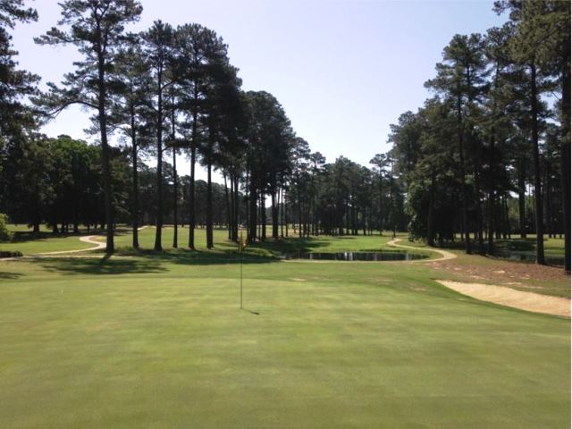 Chockoyette Country Club | Chockoyette Golf Course,Weldon, North Carolina,  - Golf Course Photo