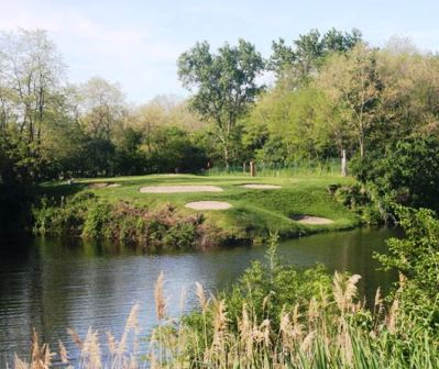Cinder Ridge Golf Links,Wilmington, Illinois,  - Golf Course Photo