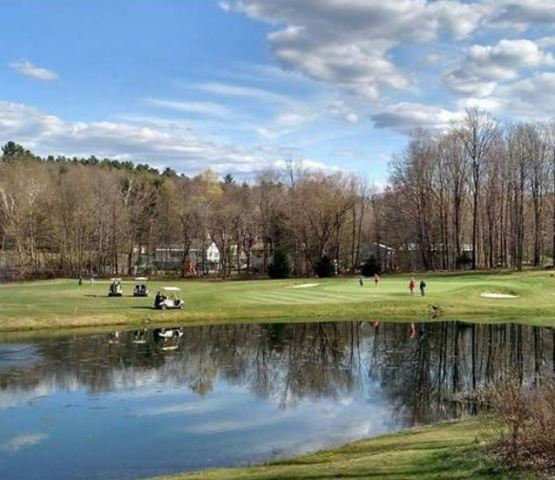 Claremont Country Club,Claremont, New Hampshire,  - Golf Course Photo