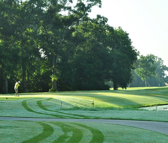 Clark Park Golf Course, Baton Rouge, Louisiana,  - Golf Course Photo