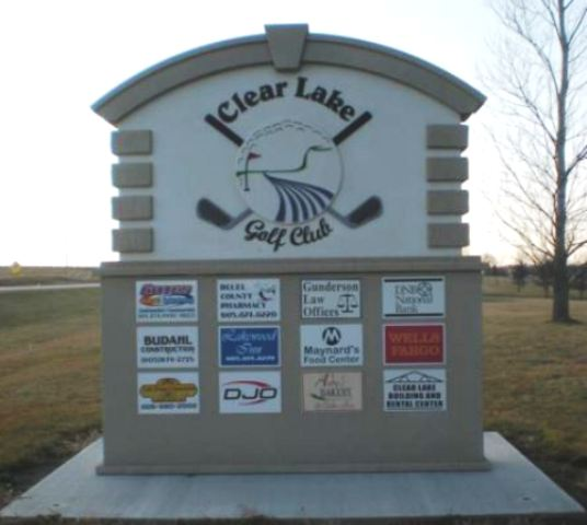 Clear Lake Golf Club,Clear Lake, South Dakota,  - Golf Course Photo