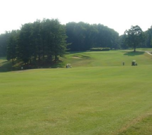 Golf Course Photo, Clearcrest Pines Golf & Banquet Centre, CLOSED 2014, Evansville, 47710