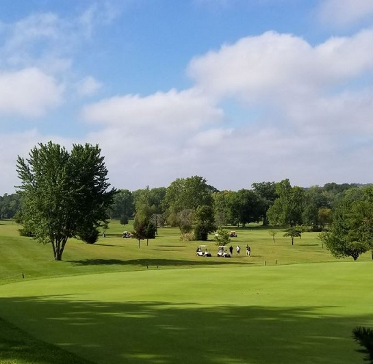 Golf Course Photo, Cliffside Golf Course, The Bottom Eighteen, Closed 2020, Tipp City, Ohio, 45371
