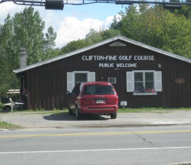 Clifton Fine Municipal Golf Course, Star Lake, New York, 13690 - Golf Course Photo