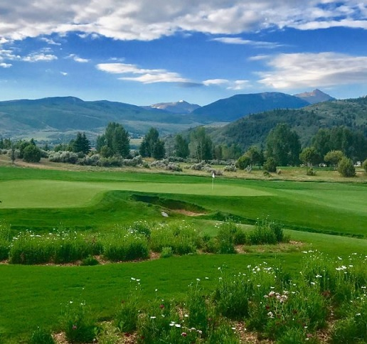 The Club at Cordillera,  Valley Golf Course, Edwards, Colorado,  - Golf Course Photo