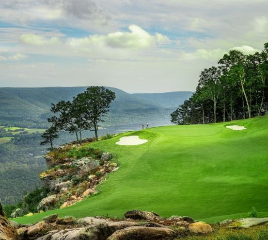 Golf Course Photo, Club at McLemore, Highlands Course, Rising Fawn, Georgia, 30738
