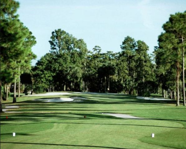 Club at Pelican Bay, North Course,Daytona Beach, Florida,  - Golf Course Photo