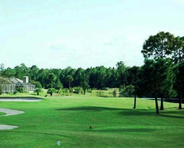 Club at Pelican Bay, South Course,Daytona Beach, Florida,  - Golf Course Photo