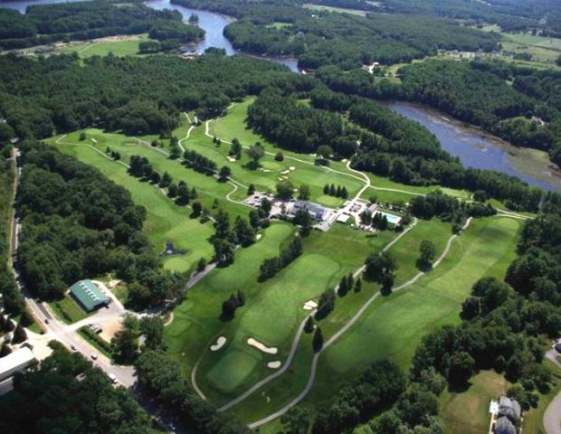 Cochecho Country Club,Dover, New Hampshire,  - Golf Course Photo