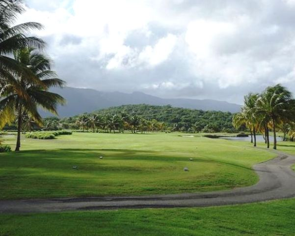 Golf Course Photo, Coco Beach Golf Club, Championship, Rio Grande, 00745