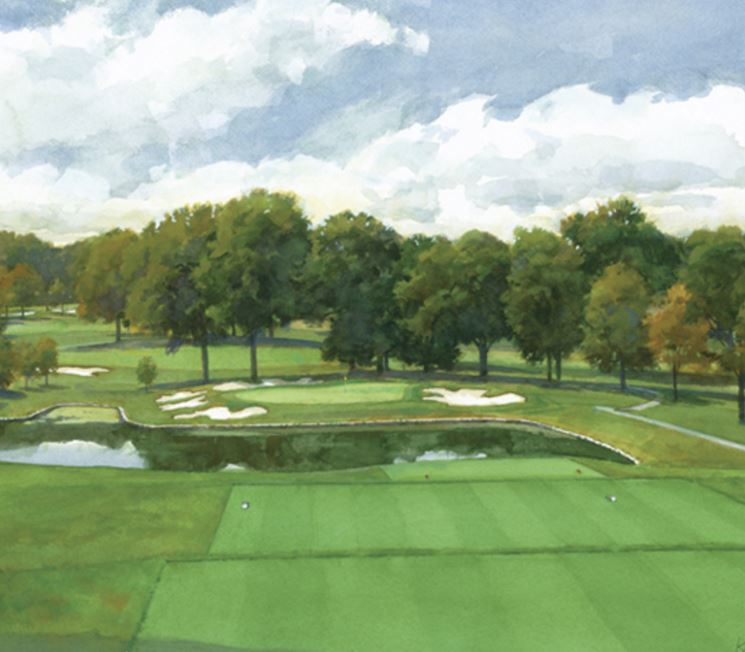 Coldstream Country Club,Cincinnati, Ohio,  - Golf Course Photo