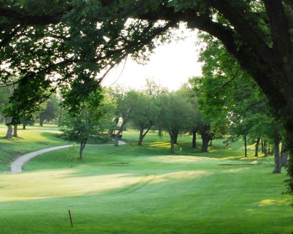 College Heights Country Club, Crete, Nebraska,  - Golf Course Photo