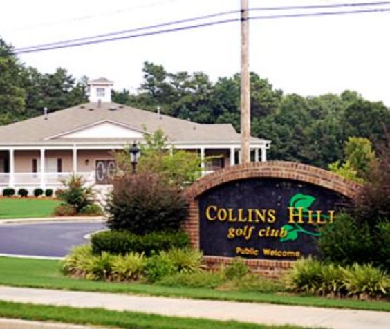 Collins Hill Golf Club In Lawrenceville Georgia