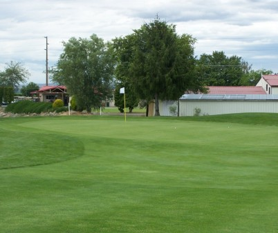 Colockum Ridge Golf Course, Quincy, Washington, 98848 - Golf Course Photo
