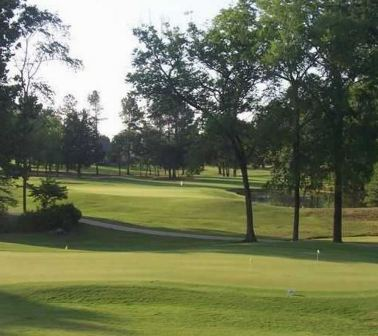 Colonial Country Club, Deerfield Course,Madison, Mississippi,  - Golf Course Photo