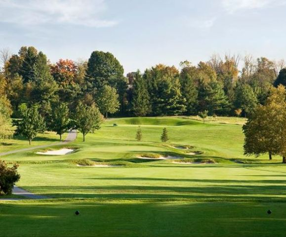 Colonial Golf & Tennis Club,Harrisburg, Pennsylvania,  - Golf Course Photo