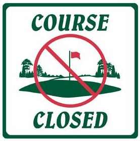 Columbus Golf Course, CLOSED 2016