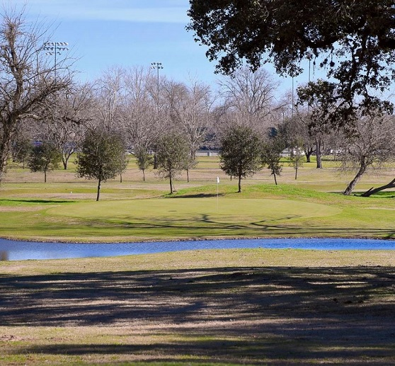 Columbus Golf Course, Columbus, Texas,  - Golf Course Photo