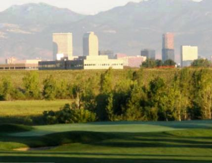 Common Ground Golf Course, Aurora, Colorado, 80010 - Golf Course Photo