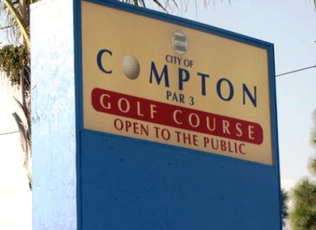 Golf Course Photo, Compton Par 3 Golf Course, Compton, 90221