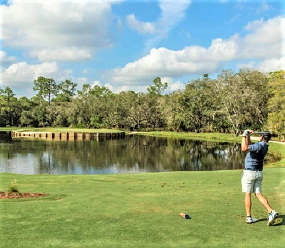 Concession Golf Club, The Gimme Par-3, Bradenton, Florida,  - Golf Course Photo