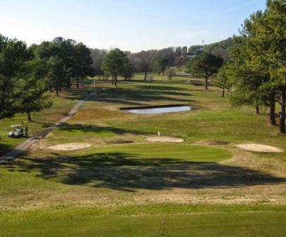 Concord Golf Club, Chattanooga, Tennessee, 37421 - Golf Course Photo