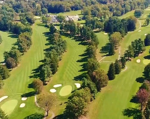 Conestoga Country Club, Lancaster, Pennsylvania,  - Golf Course Photo