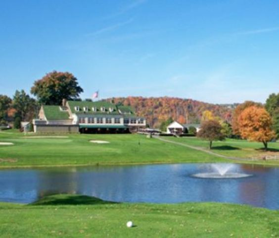 Connoquenessing Country Club, Ellwood City, Pennsylvania, 16117 - Golf Course Photo