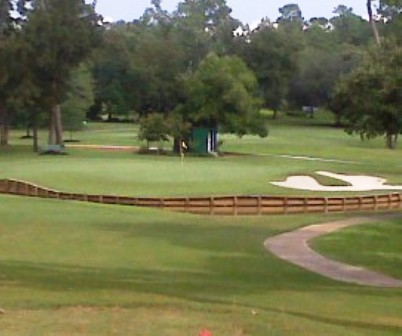 Conroe Country Club,Conroe, Texas,  - Golf Course Photo