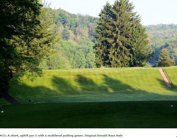 Conewango Valley Country Club, Warren, Pennsylvania,  - Golf Course Photo