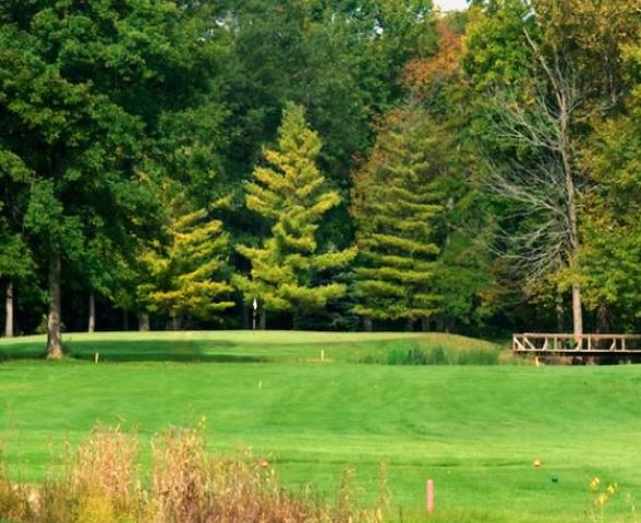Cool Lake Golf Course, Lebanon, Indiana,  - Golf Course Photo