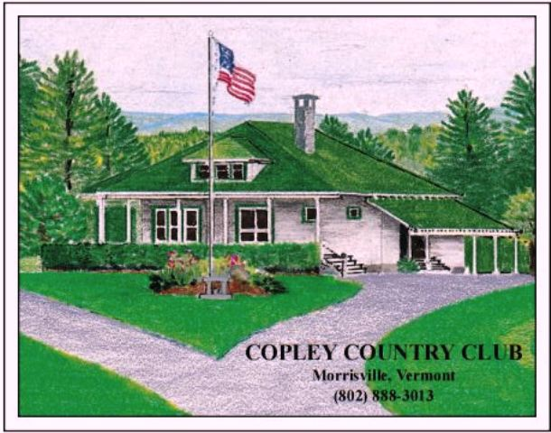 Copley Country Club,Morrisville, Vermont,  - Golf Course Photo