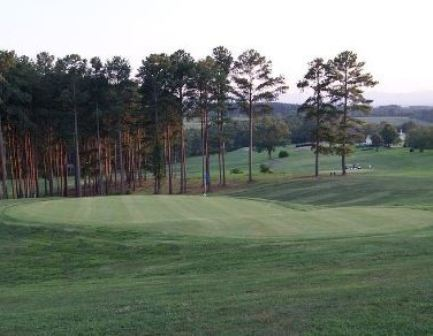 Copper Basin Golf Club,Copperhill, Tennessee,  - Golf Course Photo