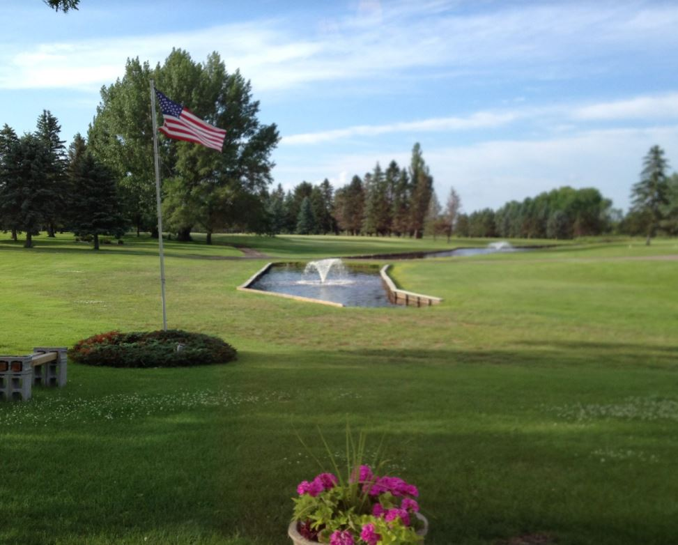 Cooperstown Country Club | Cooperstown Golf Course, Cooperstown, North Dakota,  - Golf Course Photo