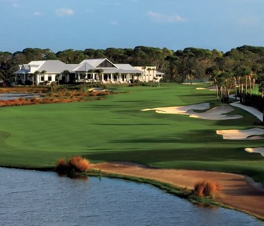 Coral Creek Club, Placida, Florida,  - Golf Course Photo