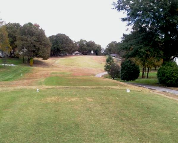 Corbin Hills Golf Course,Salisbury, North Carolina,  - Golf Course Photo