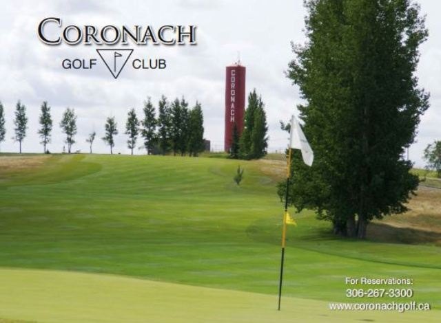 Coronach Golf Course,Coronach, Saskatchewan,  - Golf Course Photo