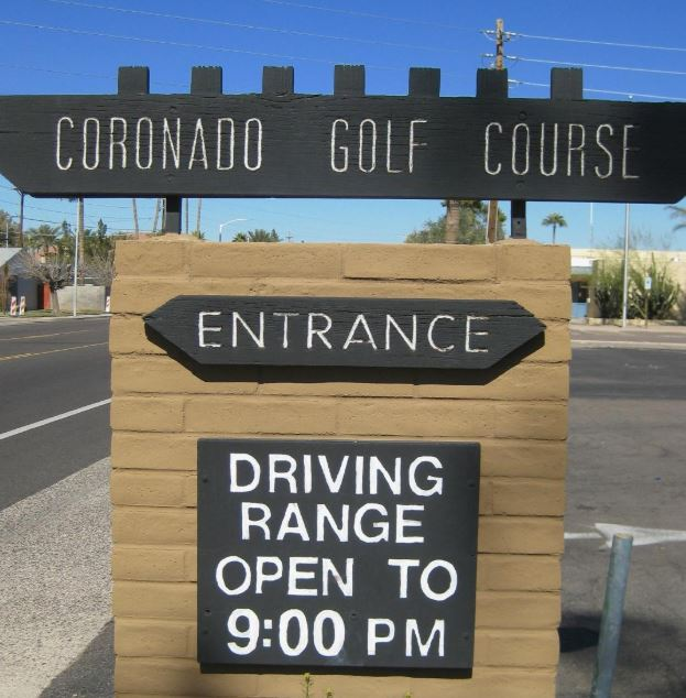 Coronado Golf Course, Scottsdale, Arizona,  - Golf Course Photo
