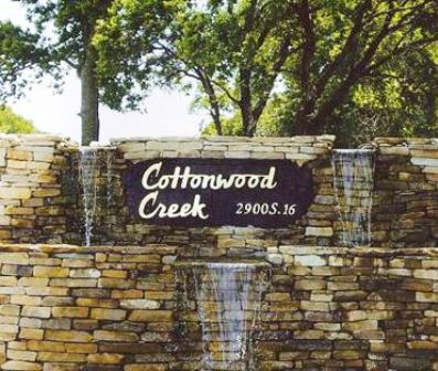 Cottonwood Creek Golf Course, Chickasha, Oklahoma, 73018 - Golf Course Photo