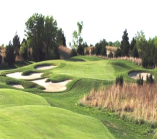 Cottonwood Hills Golf Course,Hutchinson, Kansas,  - Golf Course Photo