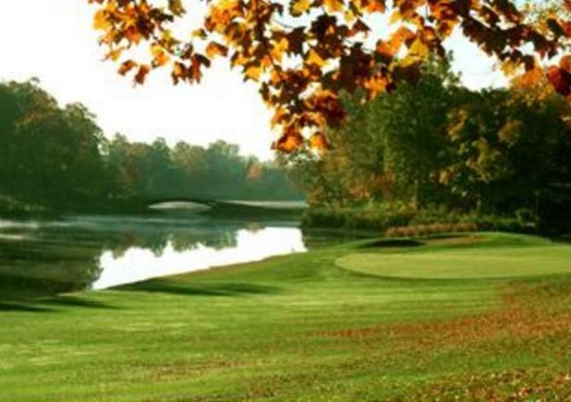 Country Club At Woodmore,Mitchellville, Maryland,  - Golf Course Photo