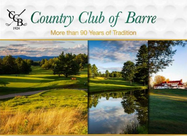Country Club Of Barre,Plainfield, Vermont,  - Golf Course Photo