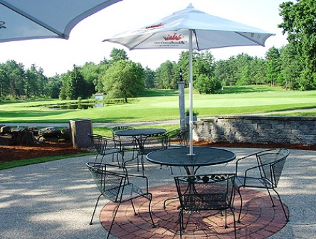 Country Club Of Billerica,Billerica, Massachusetts,  - Golf Course Photo