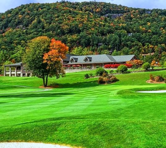 Country Club Of Sapphire Valley,Sapphire, North Carolina,  - Golf Course Photo