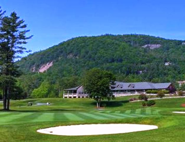 Country Club Of Sapphire Valley
