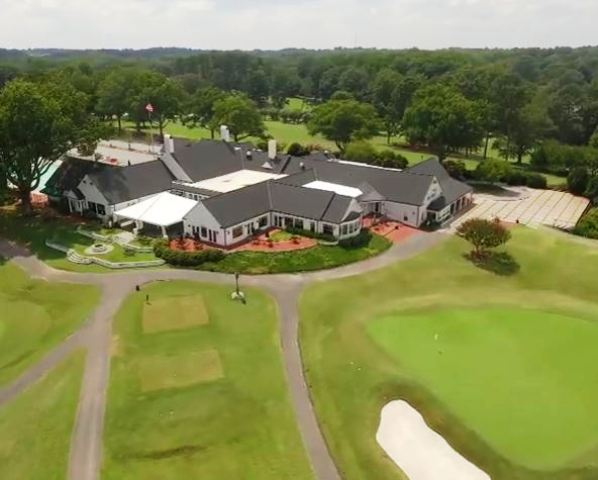 Country Club Of Spartanburg,Spartanburg, South Carolina,  - Golf Course Photo