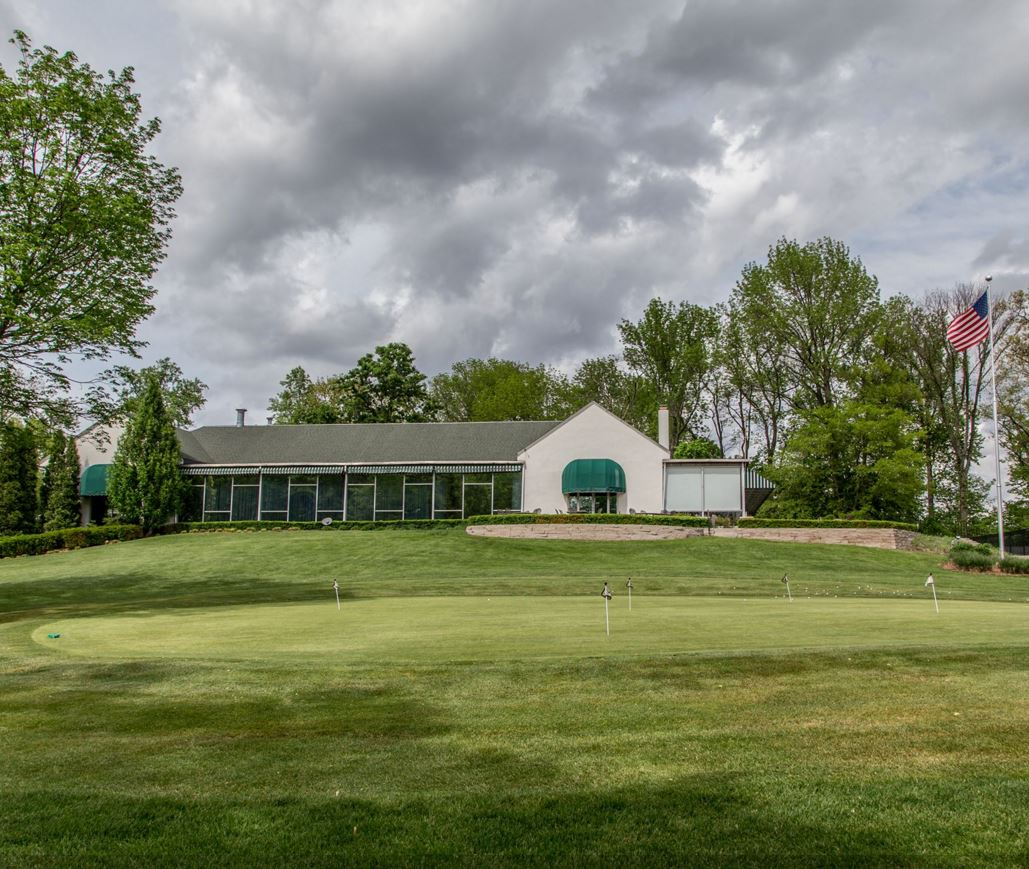 Golf Course Photo, Country Club Of Terre Haute, Terre Haute, 47802